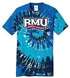 J2 Sport RMU Robert Morris University Colonials NCAA Unisex Tie Dye T-Shirt