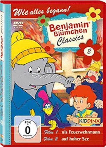 Benjamin Blümchen Classics - Benjamin als Feuerwehrmann/ Benjamin auf hoher See