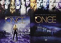 Once Upon a Time: Season 1 & Season 2 [DVD] [Import]