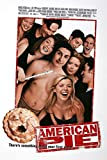ISSICARHO American Pie (1999) Movie Wall Art Pretty Poster