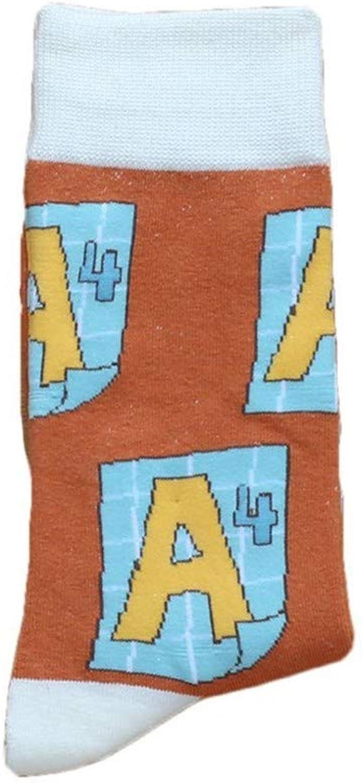IANXI Home Popular Men's Socks Creative Creative Creative