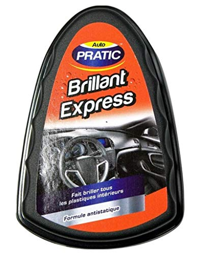 AUTO PRATIC Brillanter Glanz Express Antistatik Terminado Todos los plásticos INTA © rieurs (3er-Pack)