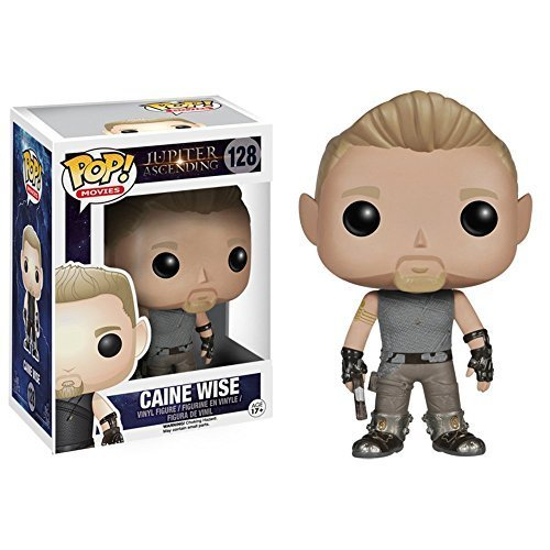 Funko Pop Movies: Jupiter Ascending Caine Action Figure by