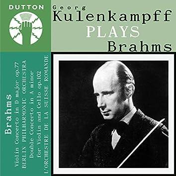 Kulenkampff Plays Brahms