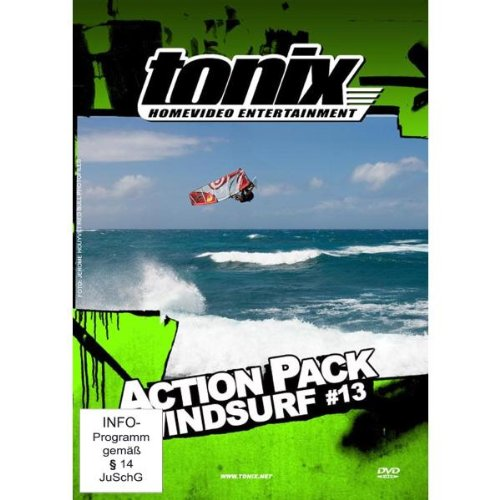 Tonix Homevideo Entertainment - Action Pack Windsurf # 13 [3 DVDs] [Alemania]