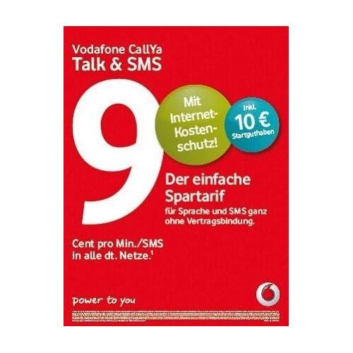 Vodafone Prepaid Karte Kostenlos.Vodafone Prepaid Karte Amazon De