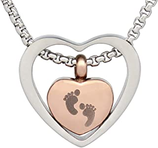 baby urn necklace
