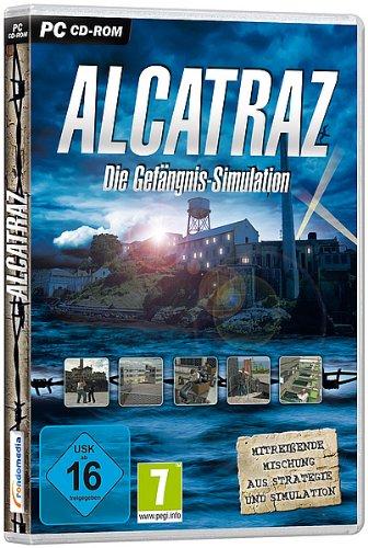 Alcatraz: Die Gefängnis - Simulation - [PC]