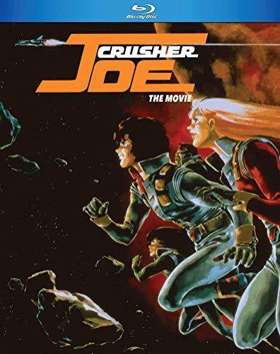 クラッシャージョウ Crusher Joe The Movie [Blu-ray リージョンA](輸入版)