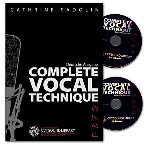 Complete Vocal Technique, Deutsche Ausgabe - Lehrbuch für Gesang mit 2 CDs - Verlag Bosworth BOE7701 9783865438065