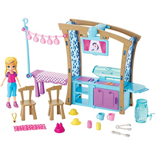 POLLY POCKET! FIESTA DE PARRILLADA