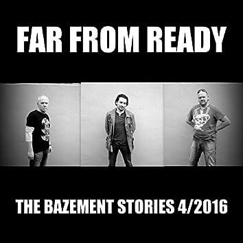 The Bazement Stories April 2016