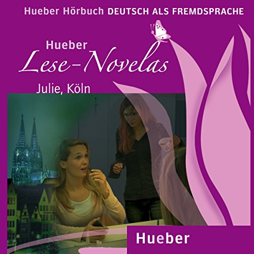 Julie, Köln audiobook cover art