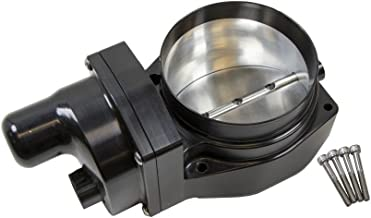 Nick Williams Boosted 102 DBW Throttle Body for LSX - Black Anodized Finish
