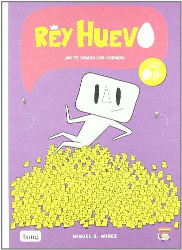 El Rey Huevo,Colección Aprendo Jugando: ¡No te comas los cormos! (Mamut 9+)