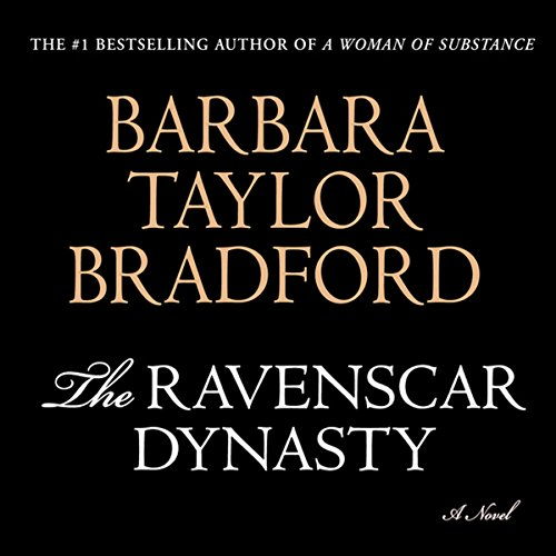 The Ravenscar Dynasty audiobook cover art
