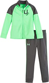 Under Armour Boys' Zip Jacket and Pant Set