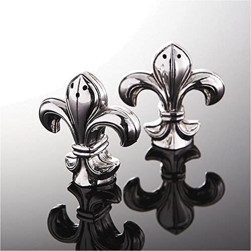 Jewelry Adviser Gifts All Things French Fleur De Lis Salt & Pepper Shakers