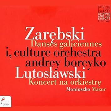 Tańce galicyjskie, Koncert na orkiestrę, Mazur