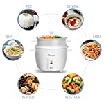 Elite-Gourmet-ERC-003ST-Electric-Rice-Cooker-Steamer-wAutomatic-Keep-Warm-Makes-Soups-Stews-Grains-Cereals-6-Cooked-3-Cups-Uncooked-6-Cups-Cups-White