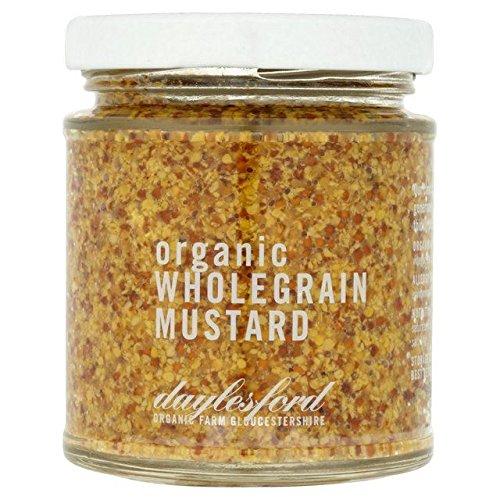 Daylesford Organic Wholegrain Mustard - 170g