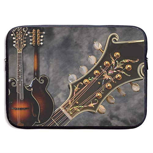 QUEMIN Mandolin KentuckyComputer Case Cover para Ultrabook, MacBook Pro, MacBook Air, Asus, Samsung, Sony, Notebook, 13 pulgadas