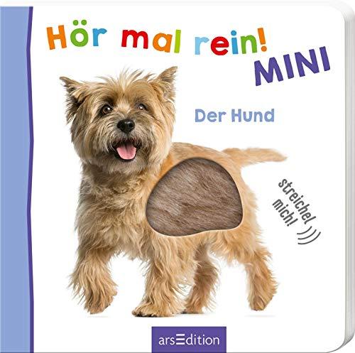 Hör mal rein! Mini - Der Hund (Foto-Streichel-Soundbuch)