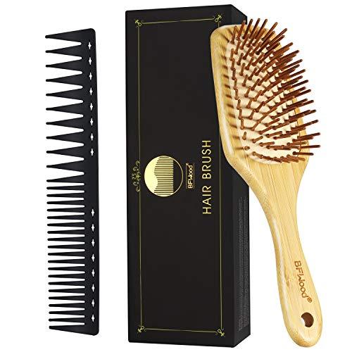 BFWood Kit Brosse à cheveux plat...