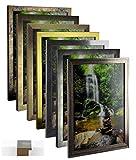 myposterframe Bilderrahmen Vintage Juno 46 x 61 cm Holz MDF