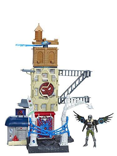 Marvel Spiderman - B9692EU40 - Playset Deluxe