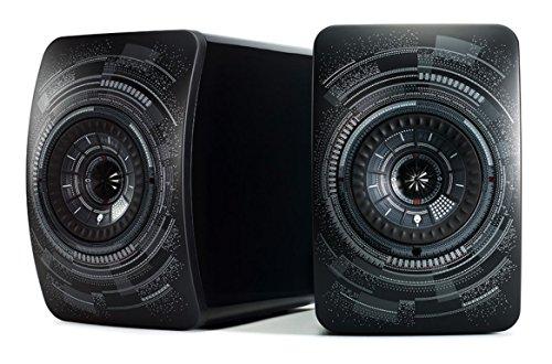 KEF LS50 Wireless Nocturne Marcel Wanders Edition , WLAN Lautsprecher | Aktivlautsprecher | Bluetoothlautsprecher | Spotify | Tidal | Roon