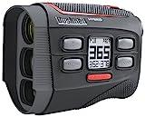 Bushnell Télémètre Hybride Laser/GPS Unisexe Noir/Rouge Taille Unique