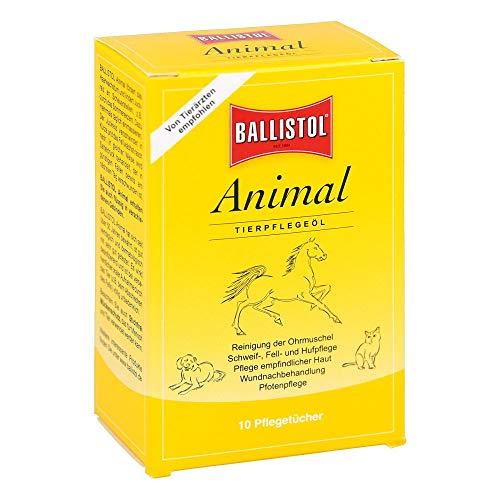 BALLISTOL animal Pflegetücher vet. 10 St