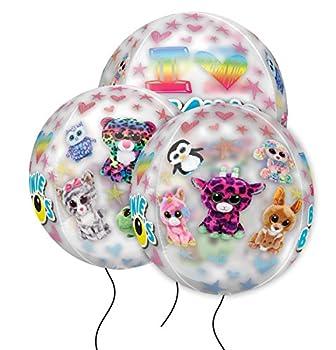Mayflower Products Beanie Boos 16  Orbz Balloon  1