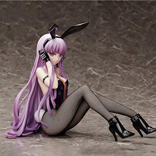 VENDISART Danganronpa Kyoko Kirigiri Häschen Ver. PVC Actionfigur Anime Figur Modell Spielzeug Figur Sammlung Puppe Geschenk