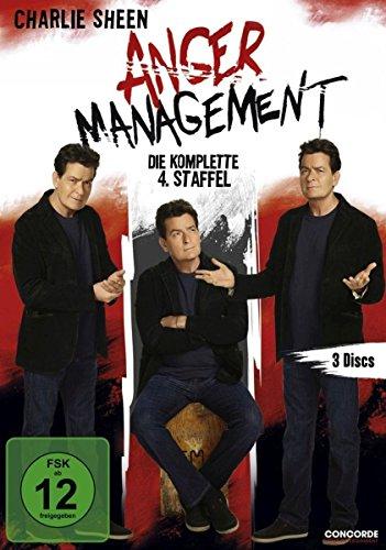 Anger Management - Staffel 4 (3 DVDs)