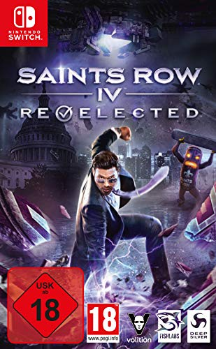 Saints Row IV Re-Elected (Switch)
