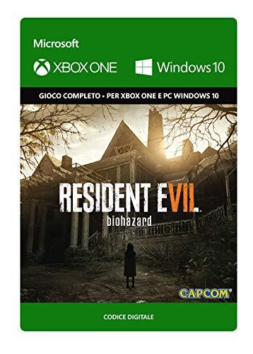 RESIDENT EVIL 7 biohazard | Xbox One/Windows 10 PC - Codice download