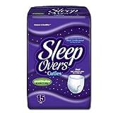 Sleepovers boys and girls underwear 15ct