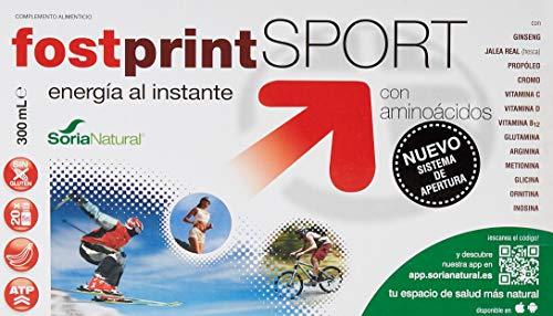 Soria Natural Fostprint Complemento Energético con Aminoácidos - 300 ml