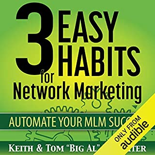 3 Easy Habits for Network Marketing audiobook cover art
