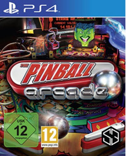 Arcade Pinball Season 1 PS-4