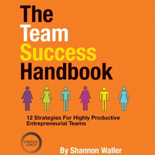 The Team Success Handbook audiobook cover art