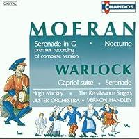 Moeran;Serenade/Nocturne/Warlo