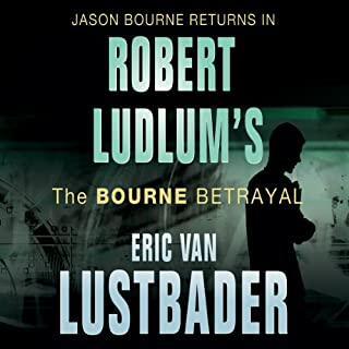 Robert Ludlum's The Bourne Betrayal cover art