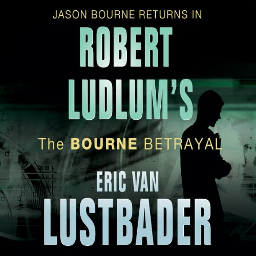 Robert Ludlum's The Bourne Betrayal Titelbild