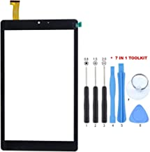 GR Touch Screen Digitizer with Frame for Nextbook Ares 8A NXA8QC116B NXA8QC116R NX16A8116A NX16A8116K NX16A8116S 8 inch Tablet PC
