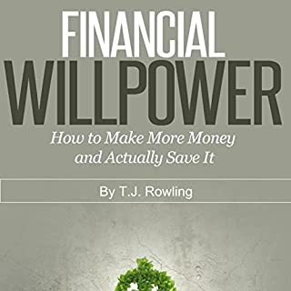 Financial Willpower cover art