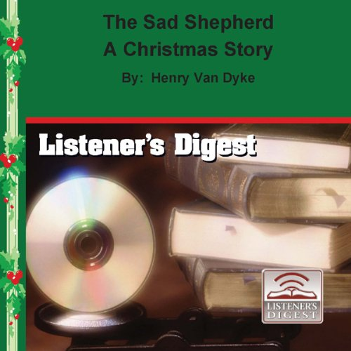 The Sad Shepherd audiobook cover art