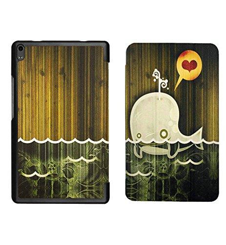 Oujietong Case for Lenovo Tab4 Tab 4 8 Plus TB-8704F 8704X 8 Case Shell Tablet Cover JY